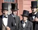 """36 """"tổng thống Abraham Lincoln"""" họp mặt tại Ohio"""